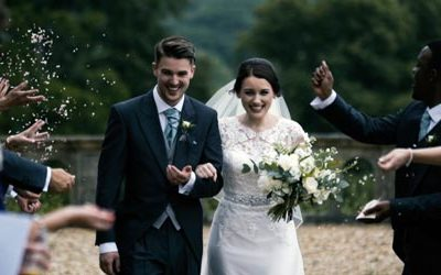 Marlston House Wedding