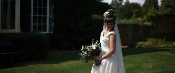 Wedding in Bressingham Hall