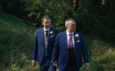 Eastnor Castle wedding film